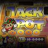 Spelautomat Jackpot 6000